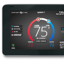 Comfort Sync® A3 Thermostat